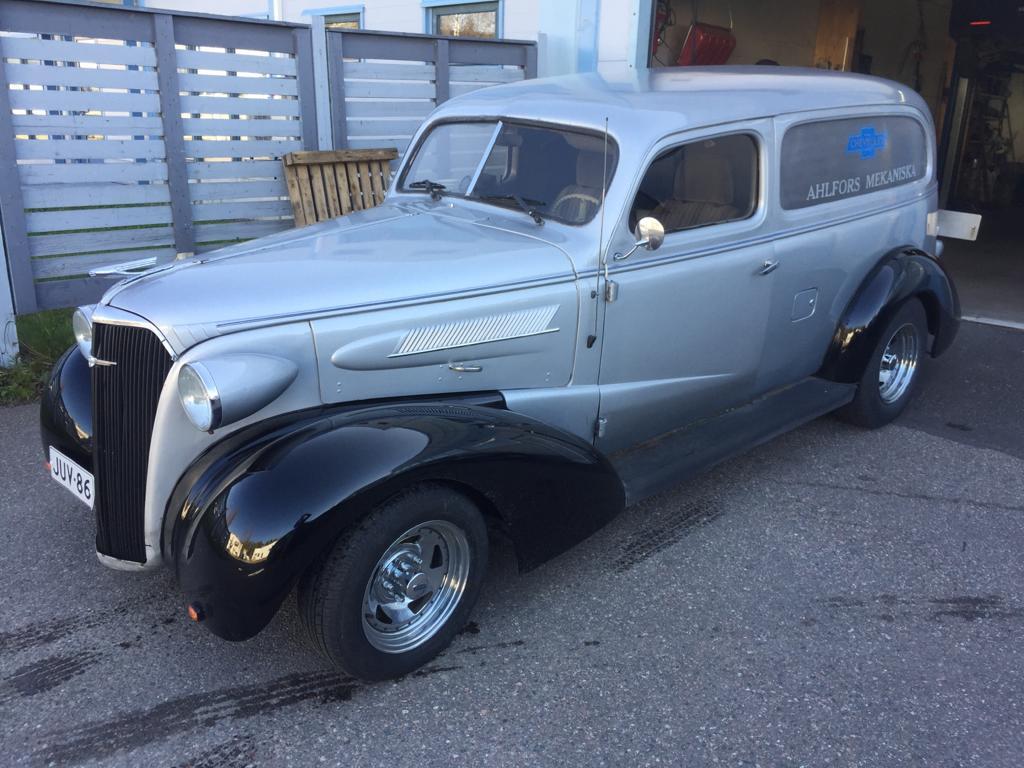 Pontiac vm 1937